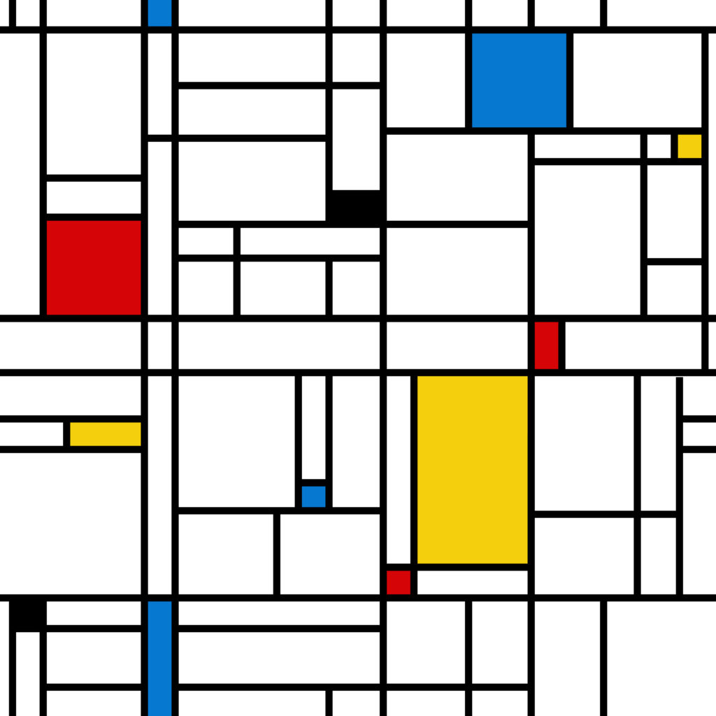 Wall Hanging Lesson Plan: STEAM Lesson Plan: Make Your Own Mondrian