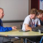 Eric Stoudnor, Altoona Area High School Teacher